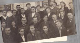 Коллектив учителей Волоколамской средней школы