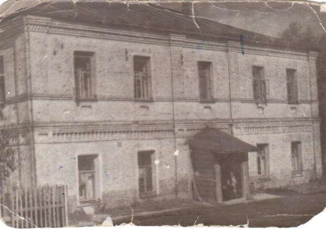 Горвал, дом 9