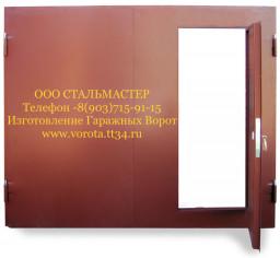 Стальные ворота в Волоколамске 8(903)715-91-15